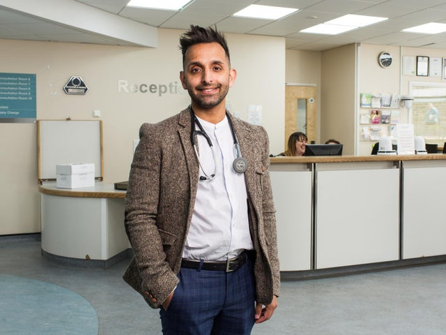 Photo of TV doctor Dr. Amir Khan reminds us of the ways we can celebrate Eid-al-Adha safely