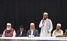 Photo of লিডসে সৈয়দপূরের আলেম সমাজের আহবানে মতবিনিময় সভা অনুষ্ঠিত