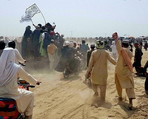 Photo of তালেবানের কাবুল দখল: এরপর কি?