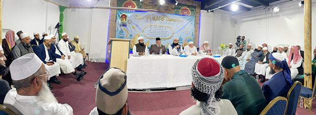 Photo of লণ্ডনে বাংলাদেশী শীর্ষ আলেমদের স্মরণে সর্বদলীয় লাইভ আলোচনা সভা ও দোয়া মাহফিল অনুষ্ঠিত